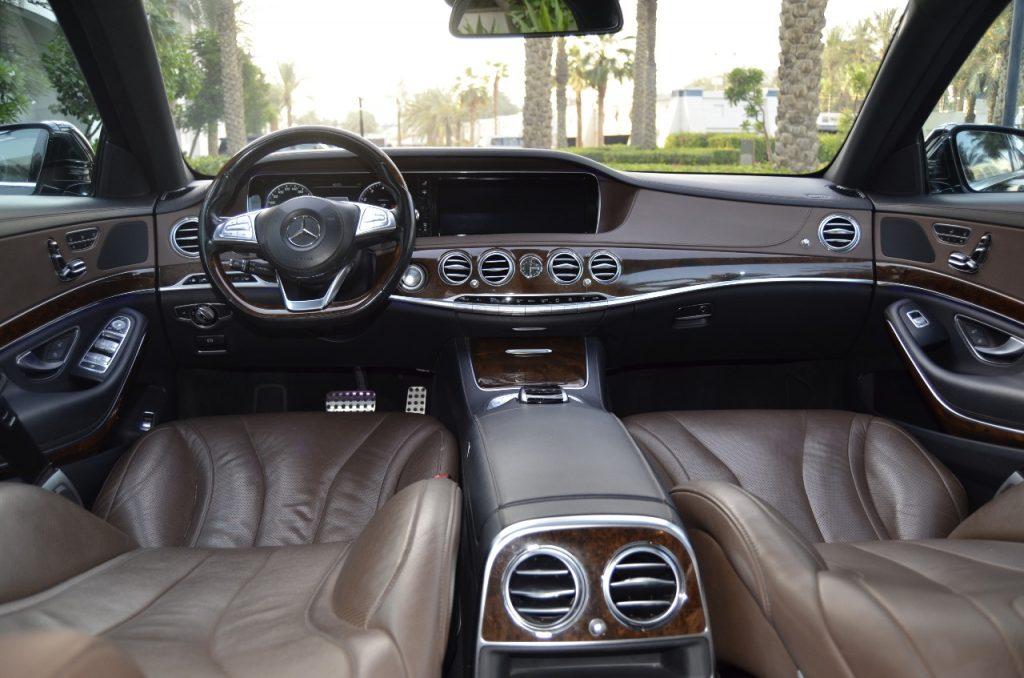 Mercedes Benz S500 2017